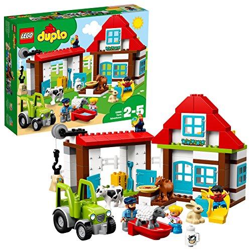 LEGO duplo - Ausflug auf den Bauernhof
