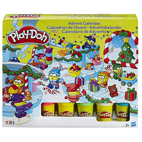Hasbro Play-Doh Adventskalender
