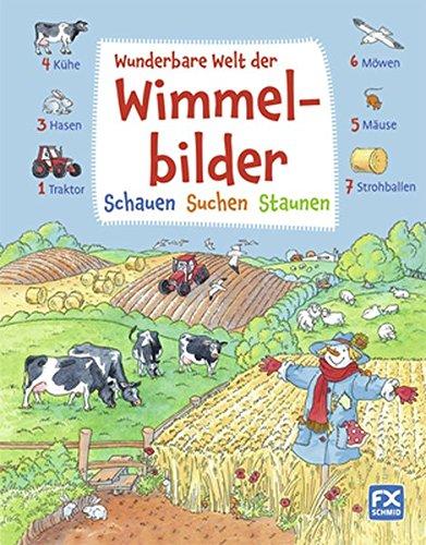 Ali Mitgutsch – Wimmelbilder Kinder-Kalender