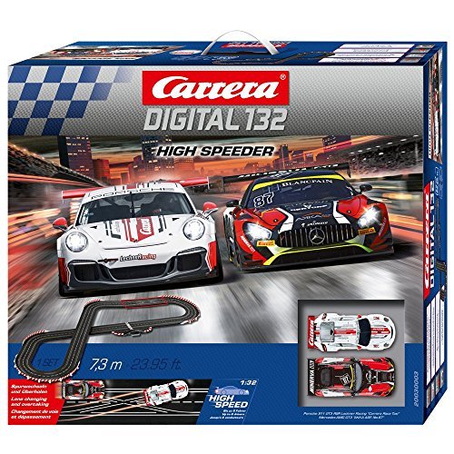 Carrera Digital 132 High Speeder