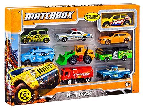 Matchbox: Auto Set in verschiedenen Farben