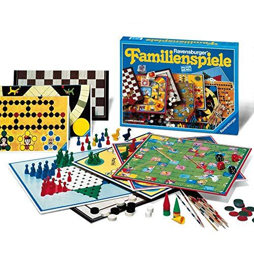 Ravensburger 01315 - Ravensburger Familienspiele - Spielesammlung für die ganze Familie, Spiel für...