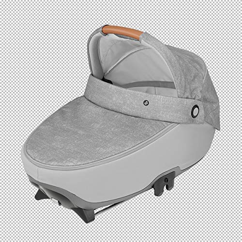 Maxi Cosi Jade: i-Size Babyschale und Tragewanne bis 9 kg- Testsieger 2019