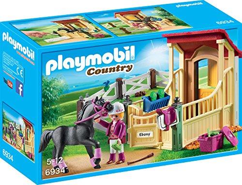 PLAYMOBIL Country 6934 Pferdebox 'Araber', ab 5 Jahren