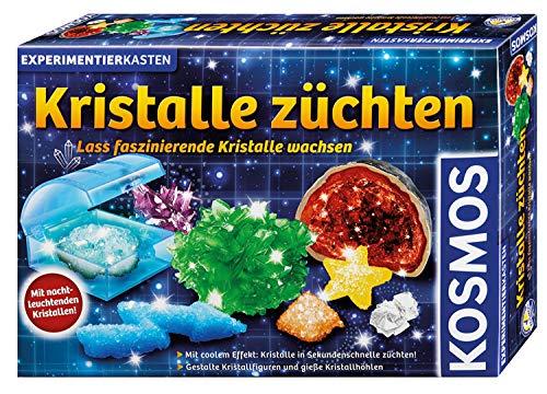 Kristalle selber züchten
