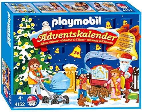 PLAYMOBIL® 4152 - Adventskalender 'Weihnachten im Park'