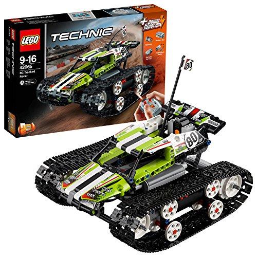 LEGO Technic - Ferngesteuerter Tracked Racer
