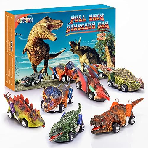 Stfitoh Spielzeug ab 2 3 4 5 6 7 8 Jahre Junge,Dinosaurier Spielzeug Kinder Spielzeug Jungen Geschenk...