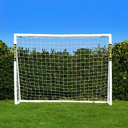 FORZA Fußballtore – die komplette Reihe – Tore mit einem Sperrsystem, Match Tore und Steel42 Tore...