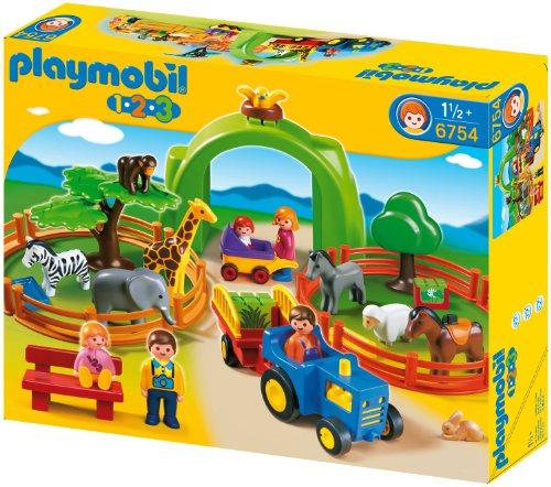 Playmobil 6754 - Mein großer Tierpark