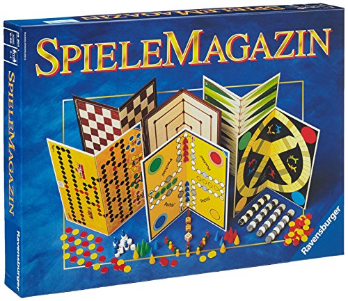 Spielesammlung 'Spielemagazin' von Ravensburger