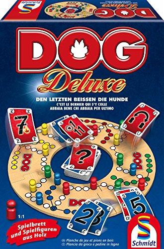 Schmidt Spiele 49274 Dog Deluxe, Familienspiel
