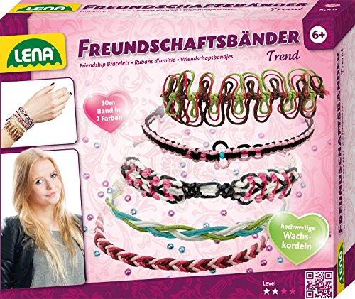 Lena - Bastelset Freundschaftsbänder