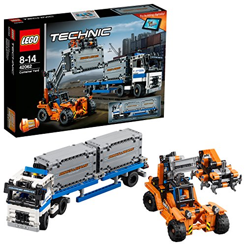 LEGO Technic - Container Transport