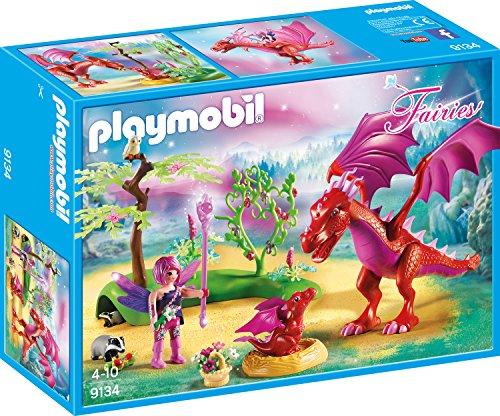 Playmobil 9134 - Drachenmama mit Baby