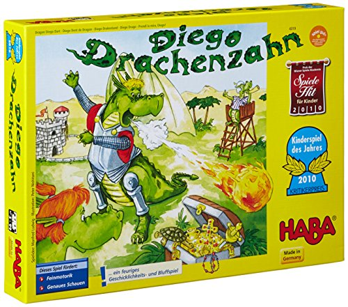 Diego Drachenzahnvon Manfred Ludwig/HABA