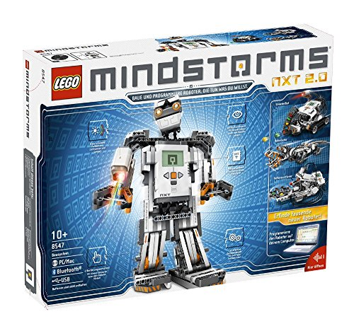 Roboter-Bausatz 'NXT 2.0' von LEGO MINDSTORMS