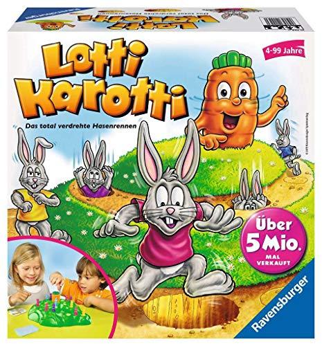 Spielregeln Lotti Karotti