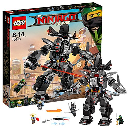LEGO 70613 The NINJAGO Movie Bausteine, Bunt