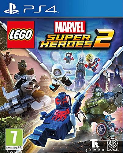 Lego Marvel Super Heroes 2 Jeu PS4