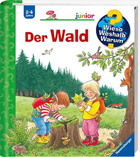 Der Wald (Wieso? Weshalb? Warum? junior, Band 6)