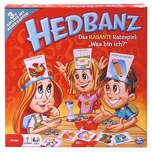 Spin Master Games - Hedbanz (3. Edition)