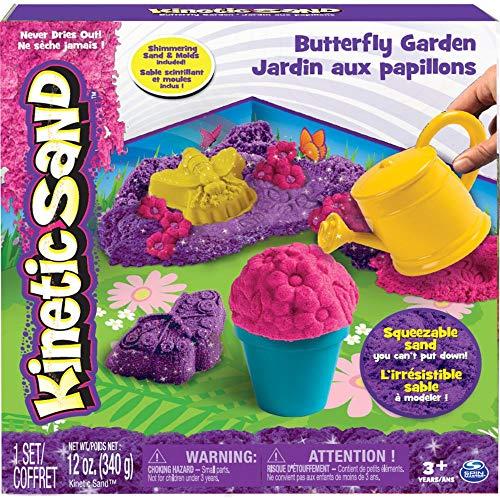 Kinetic Sand Schmetterlingsgarten Set