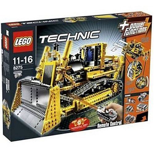 LEGO Technic 8275 - RC Bulldozer mit Motor