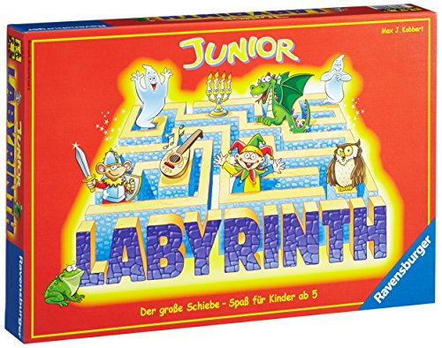 Ravensburger Kinderspiele 21210 - Junior Labyrinth
