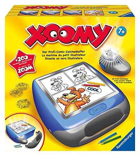 Ravensburger Xoomy - Comics zeichnen lernen, Kreatives Zeichnen und Malen für Kinder ab 7 Jahren,...