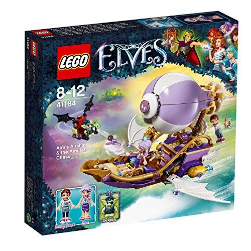 LEGO Elves 41184 - Airas Luftschiff und Jagd nach Amulett