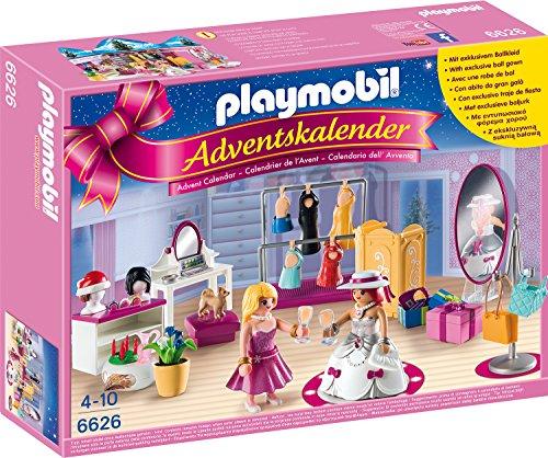 Playmobil - Adventskalender Ankleidespaß für die große Party