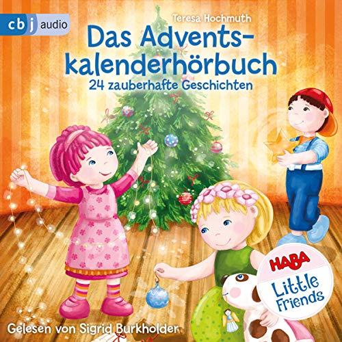 Das Adventskalenderhörbuch: HABA Little Friends Vorlesebücher 3