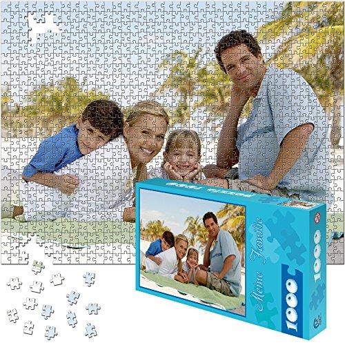 martinpuzzle Fotopuzzle 1000 Teile, 60x46cm - Individuelles Puzzle mit Foto-Schachtel