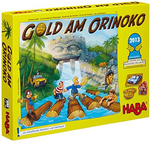 HABA: Gold am Orinoko