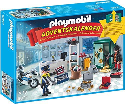 Playmobil - Adventskalender Polizeieinsatz im Juweliergeschäft