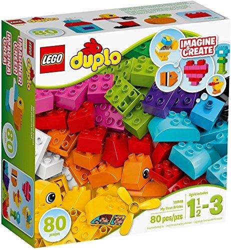LEGO duplo - Meine ersten Bausteine