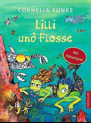 Lilli und Flosse: Mit Rätselspiel
