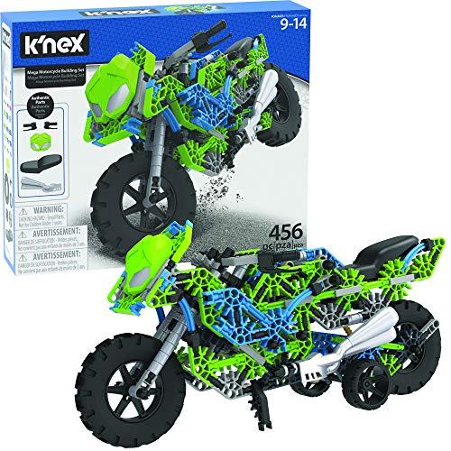 K'NEX Mega Motorrad-Bausätze ab 9 Jahren
