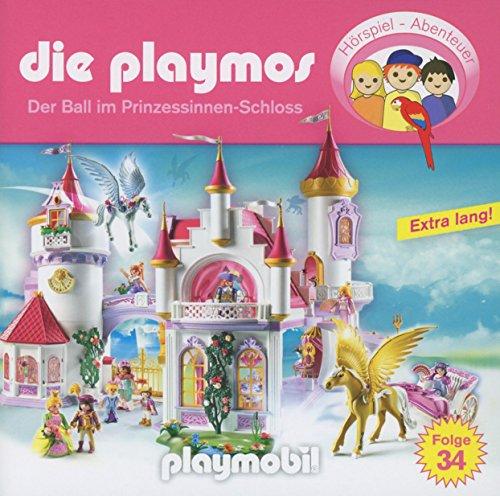 Die Playmos - Folge 34: Der Ball Im Prinzessinnen-Schloss (Das Original Playmobil Hörspiel)