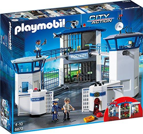 PLAYMOBIL - City Action Polizeistation mit Gefängnis