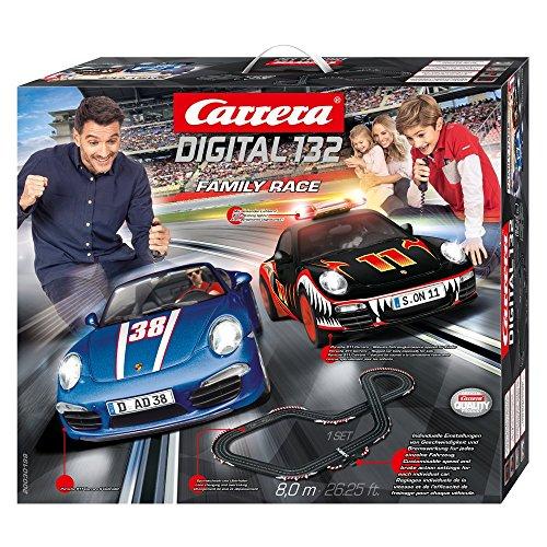 Carrera Digital 132 Family Race: Der Autorennbahn-Klassiker