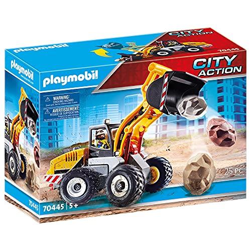 PLAYMOBIL City Action 70445 Radlader, Ab 5 Jahren