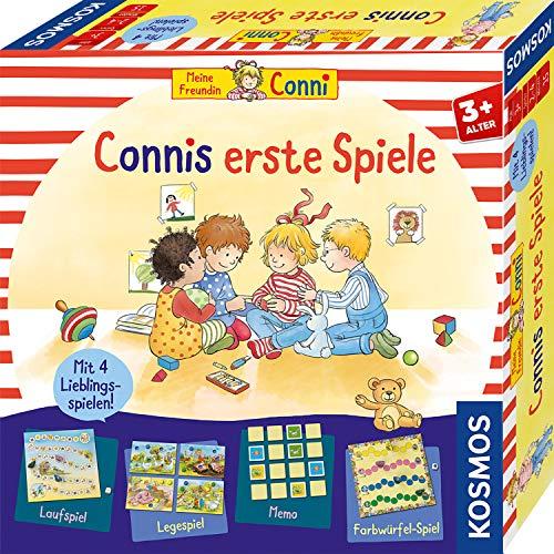 Connis erste Spiele - Spielesammlung von KOSMOS