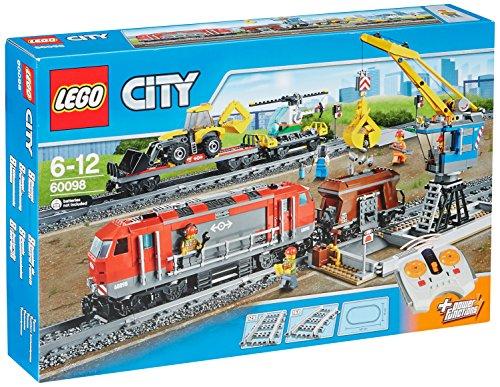 LEGO City 60098 - Schwerlastzug