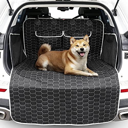 Oasser Kofferraumschutz für Hunde Universal Auto Kofferraum Hundedecke Kofferraumschutzmatte...