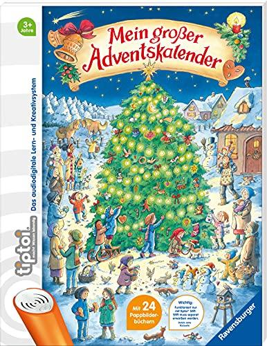 tiptoi® Mein großer Adventskalender