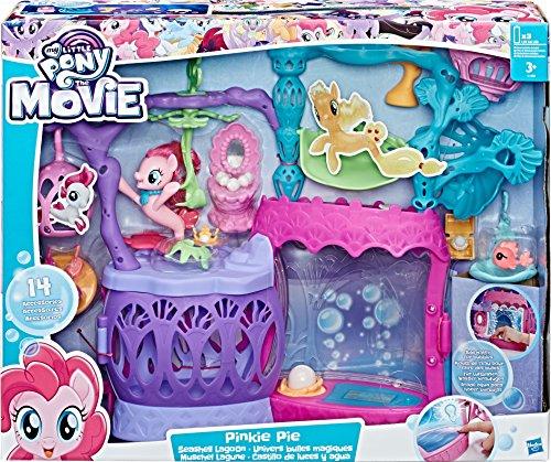 Hasbro My Little Pony C1058EU4 - Pinkie Pie, Muschel Lagune