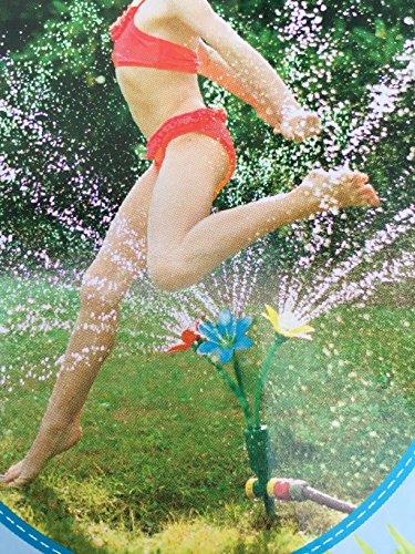 Die Spiegelburg 11972 Lustige Sprinkler-Blume Garden Kids (einzeln)